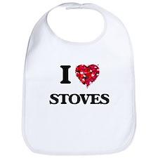 I love Stoves Bib