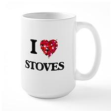 I love Stoves Mugs