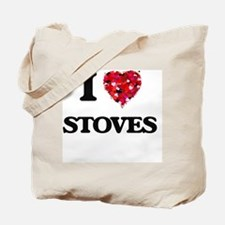 I love Stoves Tote Bag