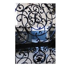 Ironwork Postcards (Package of 8)
