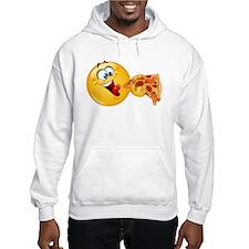 pizza emoji Hoodie