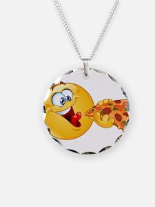 pizza emoji Necklace