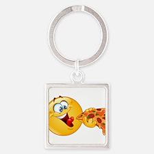 pizza emoji Keychains