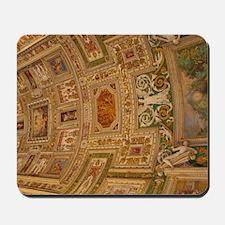 Vatican Ceiling Mousepad