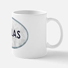 Dallas Stone Oval Mug