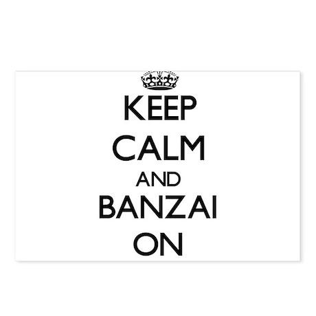 keep_calm_and_banzai_hawa_postcards_pack