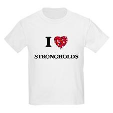 I love Strongholds T-Shirt