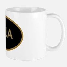 NOLA BLACK AND GOLD Mug