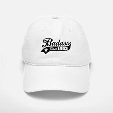 Badass Since 1983 Baseball Baseball Cap