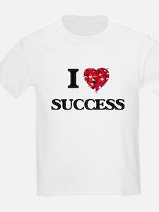 I love Success T-Shirt