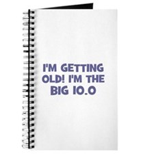 I'm getting old! I'm the Big Journal