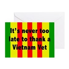 Vietnam Vet Greeting Card