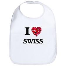 I love Swiss Bib