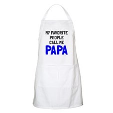 Favorite people Papa Apron