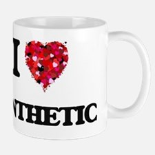 I love Synthetic Mug