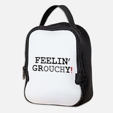 FEELIN GROUCHY! Neoprene Lunch Bag