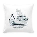 F/v Northwestern Everyday Pillow