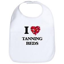 I love Tanning Beds Bib