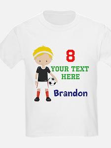 Soccer Custom T-Shirt