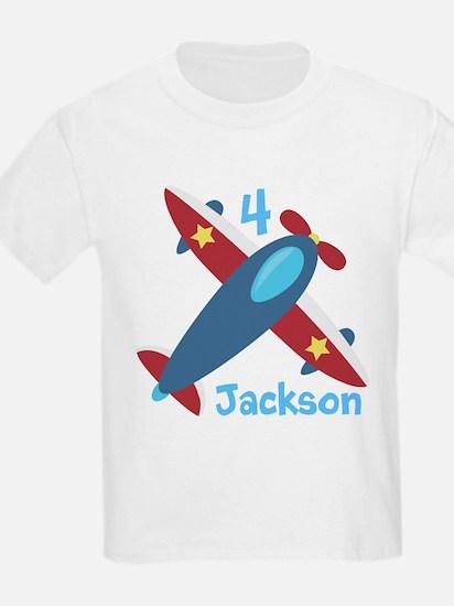 Airplane Birthday T-Shirt