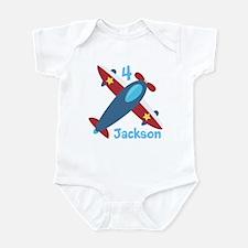 Airplane Birthday Infant Bodysuit