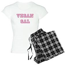 Vegan Gal Pajamas
