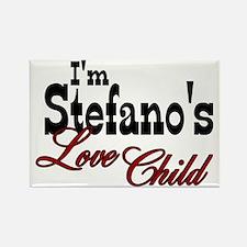 Stefano's Love Child Rectangle Magnet