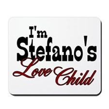 Stefano's Love Child Mousepad