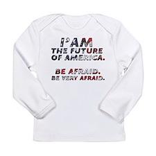 Future Of America | Funny Long Sleeve T-Shirt