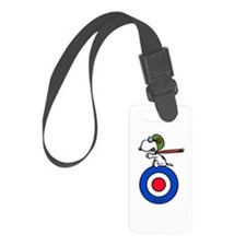Snoopy - Flying Ace Luggage Tag