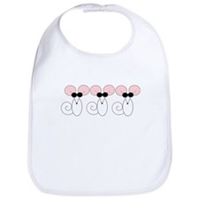 Three Blind Mice Bib