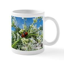 luck beetle Mugs