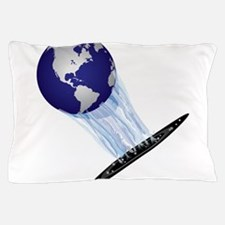 Earth World Pillow Case