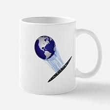 Earth World Mugs