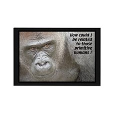 Gorilla Gifts Rectangle Magnet