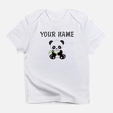 Panda Infant T-Shirt