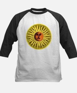 Antique Sun Baseball Jersey