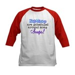 Scheduled Naptimes Kids Baseball Jersey