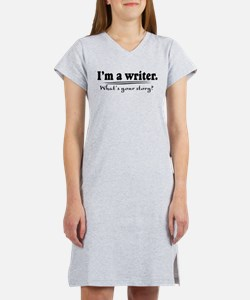 Writer Women's Nightshirt