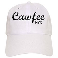 Coffee NYC Humor Baseball Cap