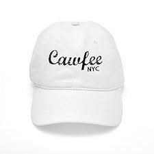 Coffee NYC Humor Cap