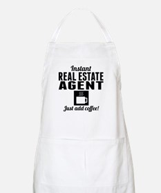 Instant Real Estate Agent Just Add Coffee Apron