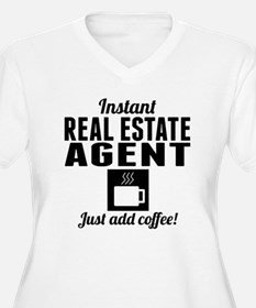 Instant Real Estate Agent Just Add Coffee Plus Siz