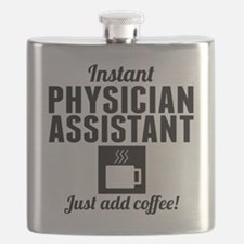Instant Physician Assistant Just Add Coffee Flask