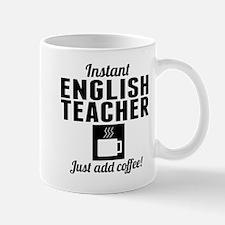 Instant English Teacher Just Add Coffee Mugs
