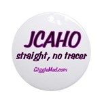 JCAHO Tracer 02 Ornament (Round)