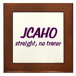 JCAHO Tracer 02 Framed Tile