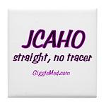 JCAHO Tracer 02 Tile Coaster