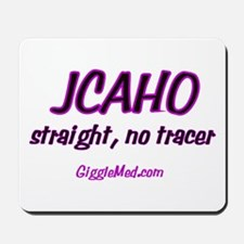 JCAHO Tracer 02 Mousepad