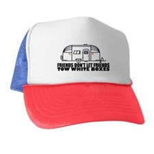 Cute Towing Trucker Hat